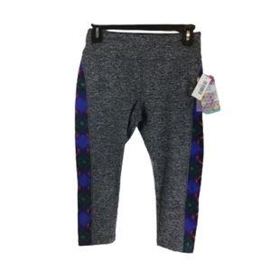 Lularoe Jade yoga Capri pants, NWT, Small